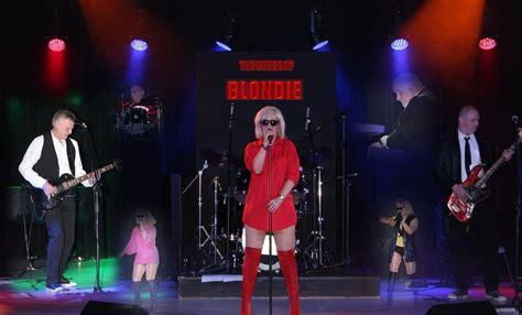 Blondie  Debbie Harry  80s Tribute Act By Carrie Nicol
