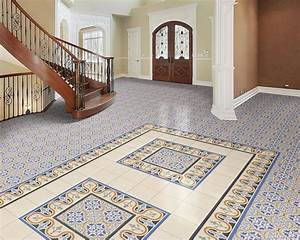 Frise Carreaux De Ciment : carrelage sol interieur carrelage en ligne faiences ~ Dailycaller-alerts.com Idées de Décoration