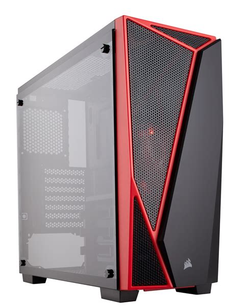 Corsair SPEC-04 Black / Red - Free Shipping - South Africa