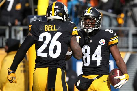 pittsburgh steelers tagged    talented roster