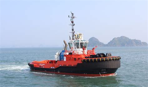 Tugboat In Spanish by Chief Engineer On Tug