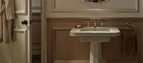 Pedestal Bathroom Sinks Bathroom KOHLER