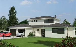 les 25 meilleures idees de la categorie plans With delightful construire sa maison 3d 3 tilhommiare modale maison etage