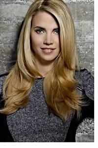 Lange Glatte Haare : stufenschnitt lange haare schneiden ~ Frokenaadalensverden.com Haus und Dekorationen
