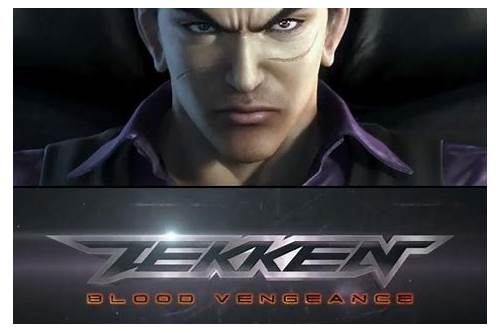 tekken blood vengeance (2011) download