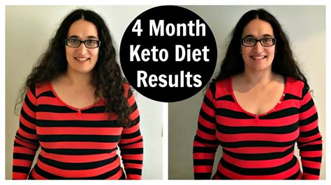 month keto diet results  carb high fat weight loss