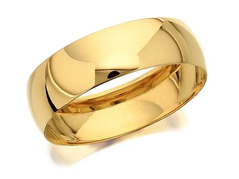 Gold Wedding Rings, Gold Wedding Bands, Yellow Gold