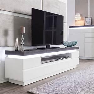 Tv Lowboard : lowboard beton affordable lowboard beton with lowboard beton lowboard sky tvboard in wei matt ~ Watch28wear.com Haus und Dekorationen
