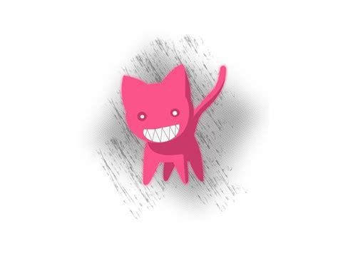 pink cat sketch wallpapers pink cat sketch stock