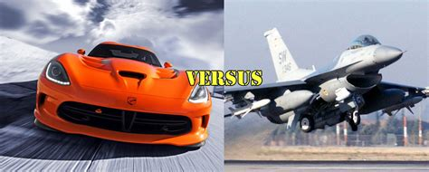 srt viper races   viper fighter jet video