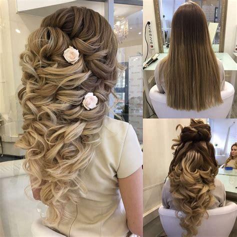 idee  capelli raccolti    tendenza
