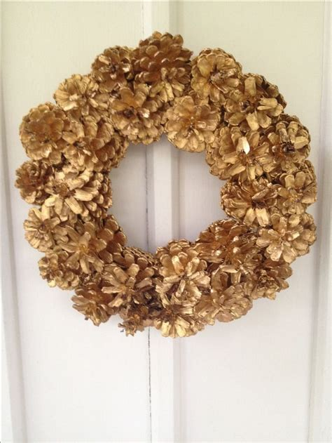 pine cone wreath directions 104 best pinecone crafts images on pinterest