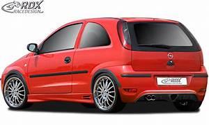 Wagenheber Opel Corsa C : rdx rear bumper extension opel corsa c ~ Jslefanu.com Haus und Dekorationen