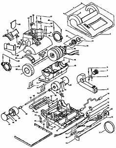 Kenmore Model 20436997690 Vacuum  Upright Genuine Parts