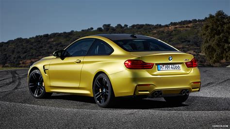 Bmw M4 Coupe Hd Picture by 2015 Bmw M4 Coupe Rear Hd Wallpaper 65 1920x1080
