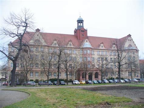 Leipzig Leibniz Gymnasium Leibniz Grammar
