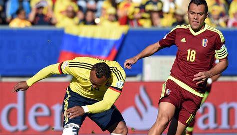 Has llegado a la edición de colombia. Colombia vs Venezuela: Las mejores imágenes del primer ...