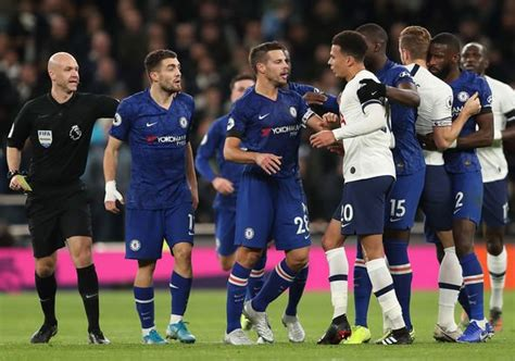 Live Score Tottenham Vs Chelsea