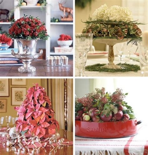 christmas table centerpiece ideas