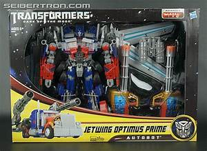 Transformers Dark Of The Moon Optimus Prime Jetpack Toy ...