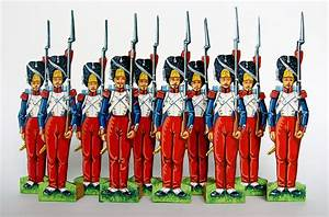 Temps De Garde Des Papiers : grenadiers de la garde imp riale le second empire en figurines de papier soldaademohler ~ Gottalentnigeria.com Avis de Voitures