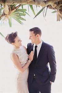 The 'Maritime Goth' Themed Wedding of Jessica & Winston