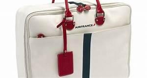 Ajouter Bagage Air France : jack russell malletier imagine une ligne de bagages pour air france ~ Gottalentnigeria.com Avis de Voitures