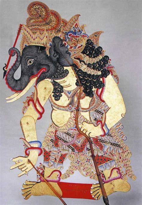 batara gana yogyakarta sejarah seni sketsa seni