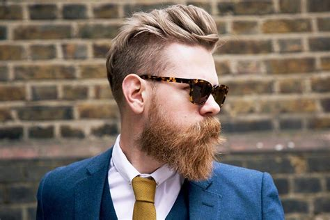 professional beard styles    men  enhanced