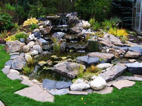 water features for small gardens to front yard