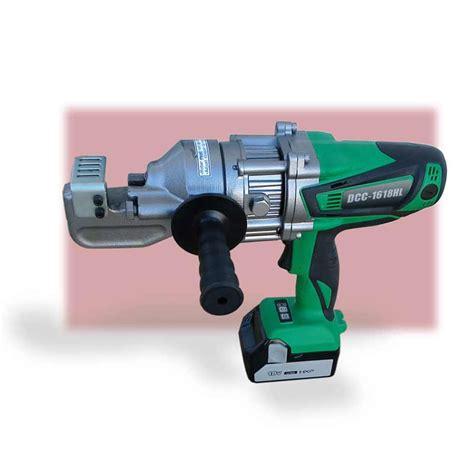 dcc hl rebar cutter portable rebar cutters bn products