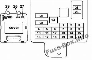 2005 Mitsubishi Triton Fuse Box Diagram