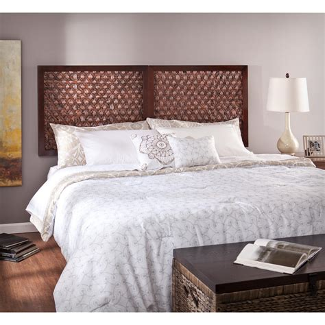 king size headboards bedroom tufted upholstered wall mounted headboard with