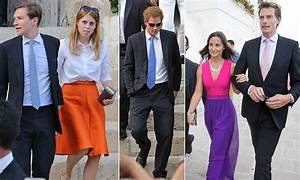 Royals Including Prince Harry And Princess Beatrice Join