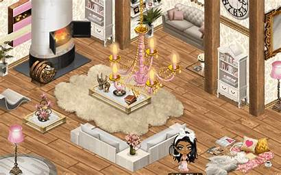 Yoworld Rooms Shabby Chic Kitchen