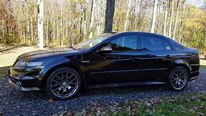 Sold 2007 Acura Tl Type S Aspec W   6 Speed Manual