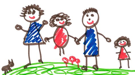 kids drawings speak volumes  home npr ed npr