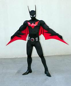 batman beyond costume   Full Body Suited Superheros