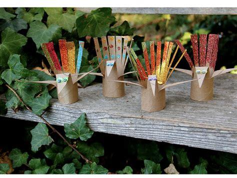 amusing thanksgiving crafts  kids  enjoy making