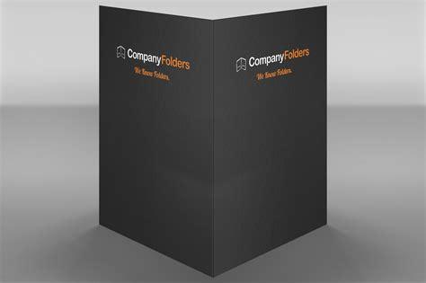 psd standing business folder mockup template  behance