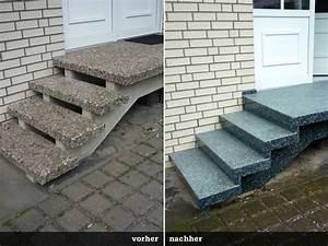Außentreppe Waschbeton Sanieren : ader renovo renovierungen mit system kundenstimmen ~ Orissabook.com Haus und Dekorationen