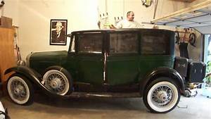 Al Capone's Real Armored Car Fully Armored - YouTube