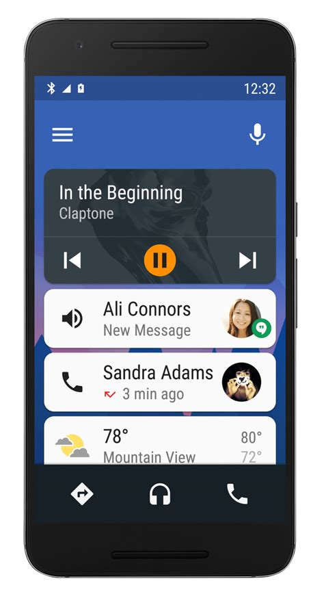 Android Auto at I/O: Coming Soon to Your Phone, Plus Waze, Hotwording, and a Concept | Droid Life