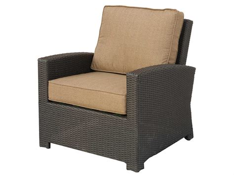 Darlee Patio Furniture Replacement Cushions by Darlee Outdoor Living Vienna Replacement Club Chair Seat