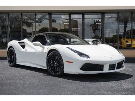 We are living during the greatest age ferrari has ever known. 2018 Ferrari 488 GTB for Sale | ClassicCars.com | CC-1141877