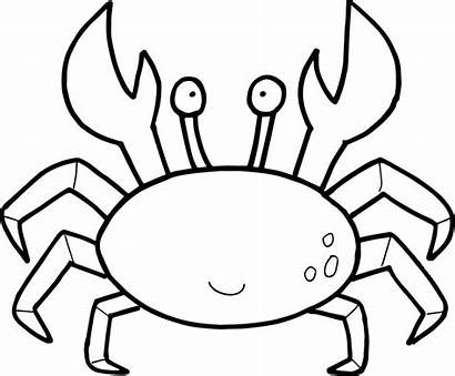 Mewarnai Gambar Kepiting Paud Anak Tk Jamur