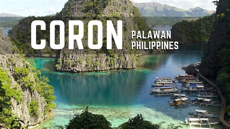 Coron Island Palawan Philippines Joejourneys Youtube