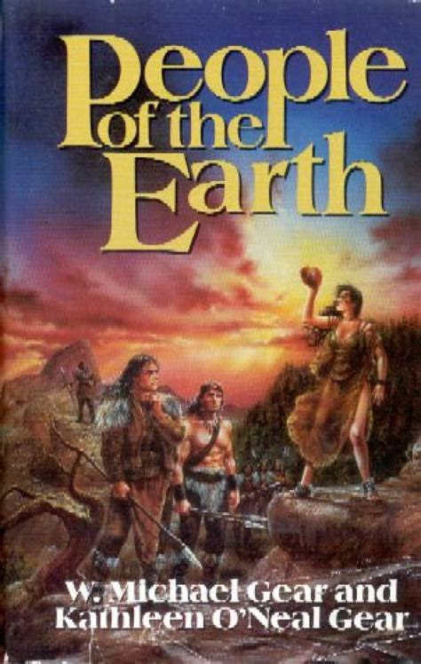 earth gear books america north kathleen prehistoric michael fire neal items american print