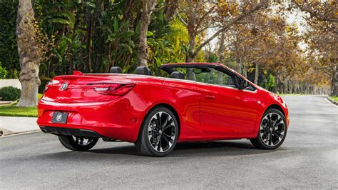 Buick's Short-lived Cascada Convertible Could Be Dead Come