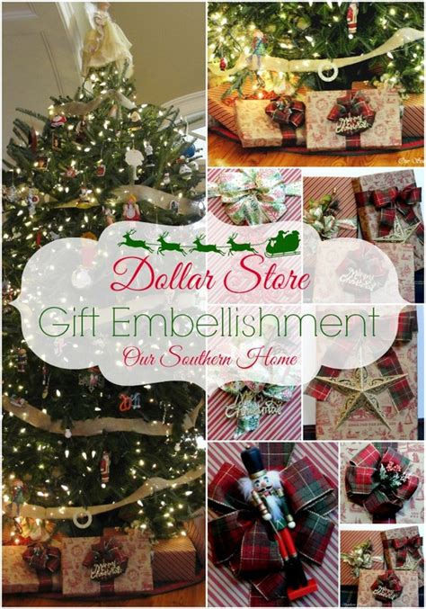 dollar store gift wrap ideas  creatively inspired
